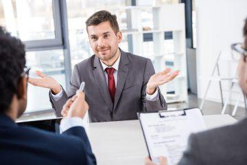 Que observan en entrevista de trabajo